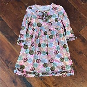 Hanna Andersson, size 100 play dress